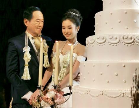 Đại gia 70 tuổi cưới vợ kém... 50 tuổi