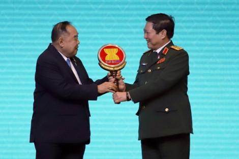 Bộ Quốc phòng Việt Nam tiếp nhận vai trò Chủ tịch ADMM, ADMM+