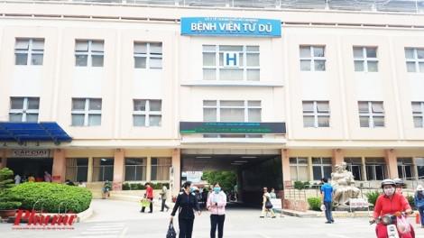 Vợ của đối tượng đánh điều dưỡng Bệnh viện Nhi đồng 1 gãy xương hàm làm ở Từ Dũ