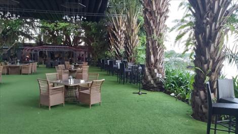 Buộc tháo dỡ 2 nhà hàng lấn chiếm bờ sông Sài Gòn