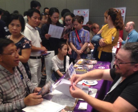 Việt Nam tiếp tục đứng thứ sáu về số lượng du học sinh tại Mỹ