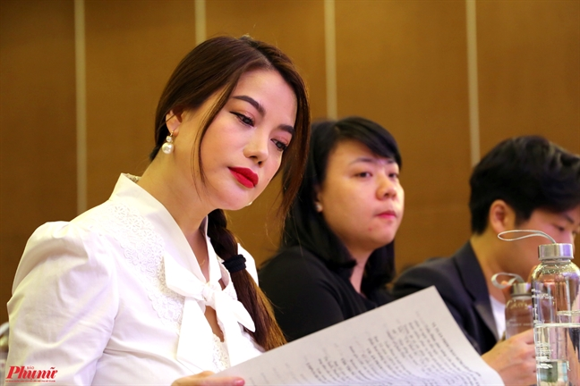 Truong Ngoc Anh: 'Khong chu trong phim thuong mai hay nghe thuat'