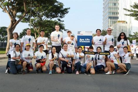 Sun Life Việt Nam tham gia chạy bộ Terry Fox 2019 ủng hộ Quỹ nghiên cứu bệnh ung thư