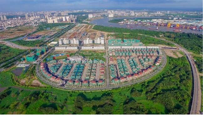 Hon 8 ty dong trao giai cuoc thi phat trien khu Dong, TP.HCM