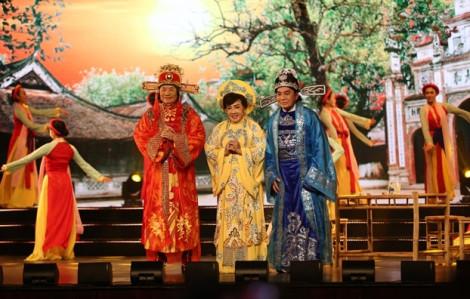 Clip: Các NSND Kim Cương, Lệ Thuỷ, Việt Anh nói gì về việc phong tặng danh hiệu dựa trên huy chương?