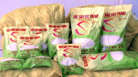 Lùng gạo 'ngon nhất thế giới', dễ mua trúng hàng nhái