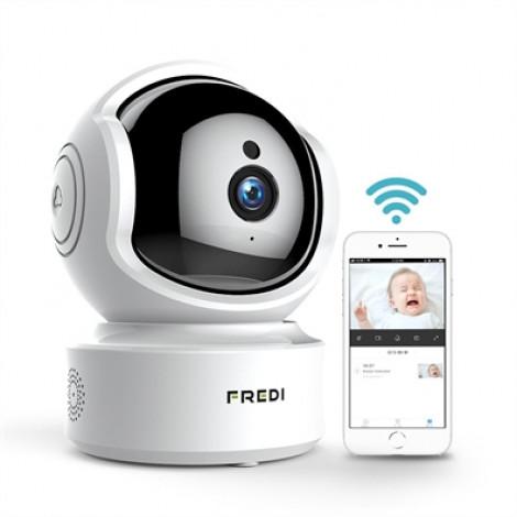 Hack camera trong phòng ngủ của trẻ