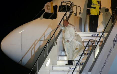Đức Giáo hoàng Phanxicô mang thông điệp chống hạt nhân đến các thành phố bị ném bom của Nhật Bản