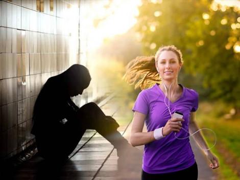 Đã có cách 'chạy' khỏi cơn trầm cảm