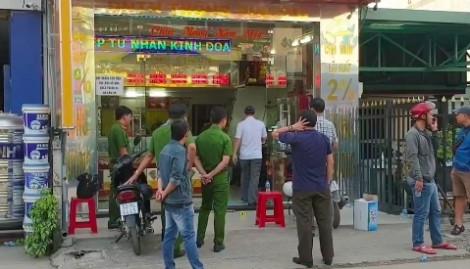 Bắt 3 nghi phạm trong vụ nổ súng cướp tiệm vàng ở Hóc Môn