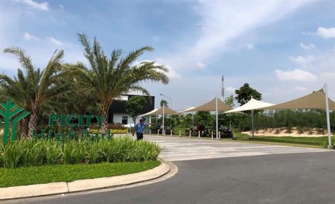 Hôm nay (26/11) sẽ cưỡng chế nhà mẫu xây trái phép của dự án Picity High Park