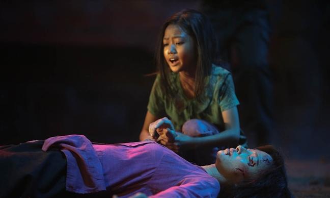 Phim Viet di Tay: Dung di cho co