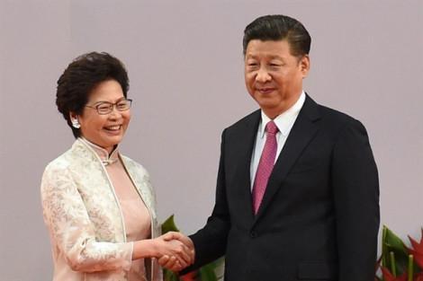Trung Quốc lập trung tâm quản lý khủng hoảng ngay bên ngoài biên giới Hồng Kông