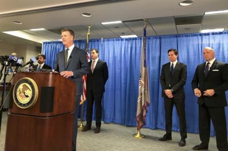 Nhân viên điều hành tour ở California nhận tội làm gián điệp cho Trung Quốc