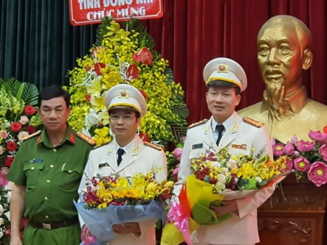 Điều động Giám đốc Công an tỉnh Đắk Lắk làm Giám đốc Công an tỉnh Đồng Nai