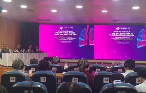 Hội nghị khoa học chuyên đề 'Sinh học tế bào - phân tử và miễn dịch trong bệnh phổi'