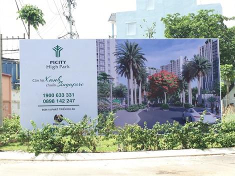 Vụ nhà mẫu dự án Picity High Park xây trái phép: Ngâm sai phạm chờ... 'chạy thuốc'?