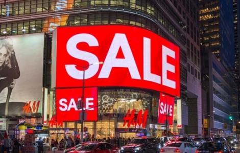 Vascara, H&M, The face shop... đồng loạt giảm giá