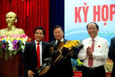 Phó Chủ tịch 49 tuổi được bầu giữ chức vụ Chủ tịch tỉnh Quảng Nam
