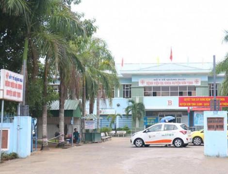 Nhập nhèm tài chính, giám đốc bệnh viện mất chức, nữ kế toán trưởng bị khai trừ Đảng
