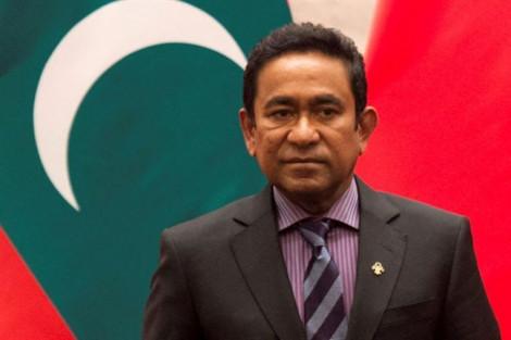 Cựu Tổng thống Maldives lãnh án 5 năm tù vì rửa tiền