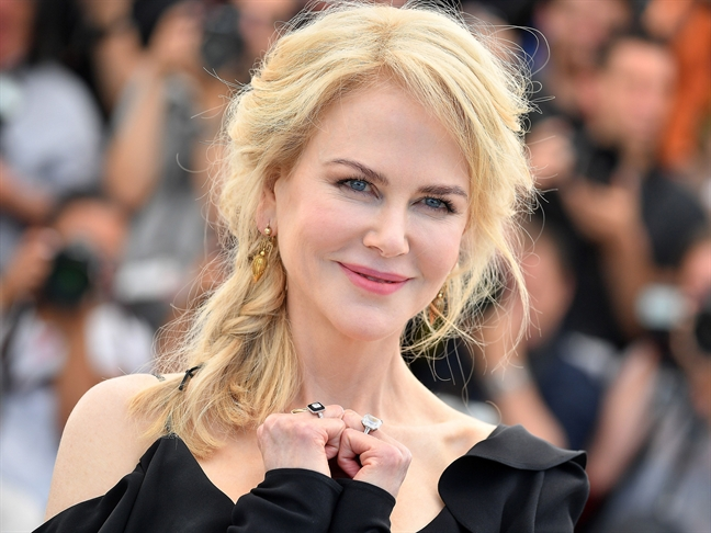 Nicole Kidman: 'Con cai giup toi quen noi dau mat cha'