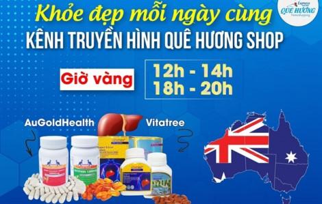Kênh mua sắm tại nhà Quê Hương Shop: Mua sắm dễ dàng - vô vàng tiện ích - miễn phí vận chuyển toàn quốc