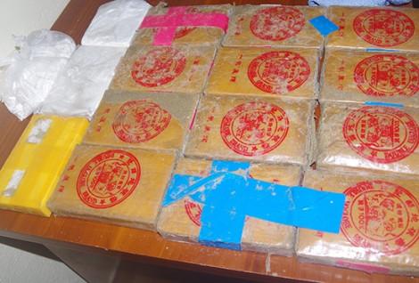 Vụ ngư dân nhặt được heroin có chữ Trung Quốc: Đó là loại heroin 'xịn nhất'