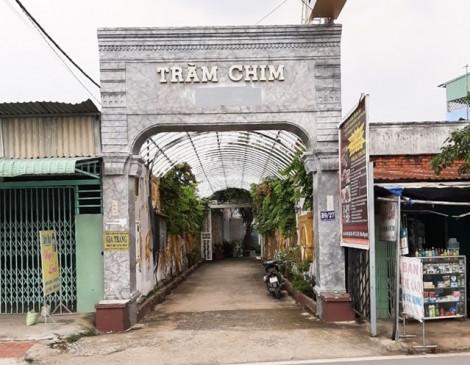 Hàng loạt cán bộ bị kỷ luật vụ Resort Tràm Chim