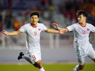 U22 Việt Nam thắng Singapore 1-0: Người hâm mộ gọi tên Hà Đức Chinh