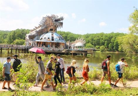 Loay hoay tìm nhà đầu tư giải cứu công viên bỏ hoang