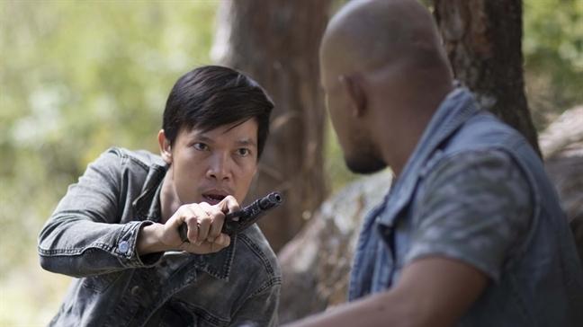 Web drama: 'doi thu dang gom' cua phim truyen hinh
