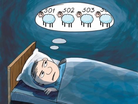 Thiếu ngủ khiến người nghèo dễ mắc bệnh tim
