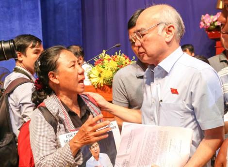 Cử tri 'trách' Đoàn đại biểu Quốc hội TP.HCM không đưa vấn đề Thủ Thiêm ra kỳ họp Quốc hội