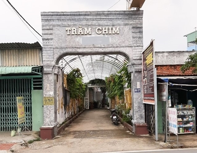 Chua xac dinh ngay cuong che, thao do to hop Gia Trang quan - Tram Chim resort