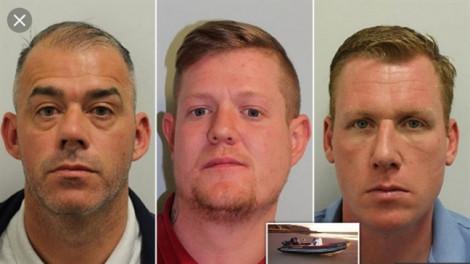 22 năm rưỡi tù cho 3 kẻ đưa lậu người Việt vào Anh