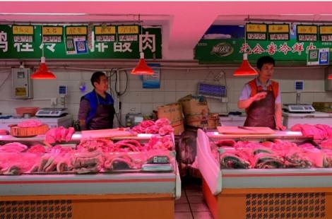 Trung Quốc miễn thuế đậu nành và thịt heo từ Mỹ khi ngày Tết Âm lịch đến gần
