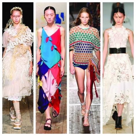Thời trang xuân 2020, còn gì ngoài cảm hứng quý tộc?