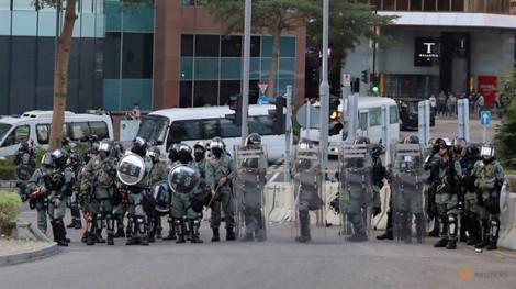 Trung Quốc muốn 'hợp tác' mạnh mẽ hơn với cảnh sát Hồng Kông