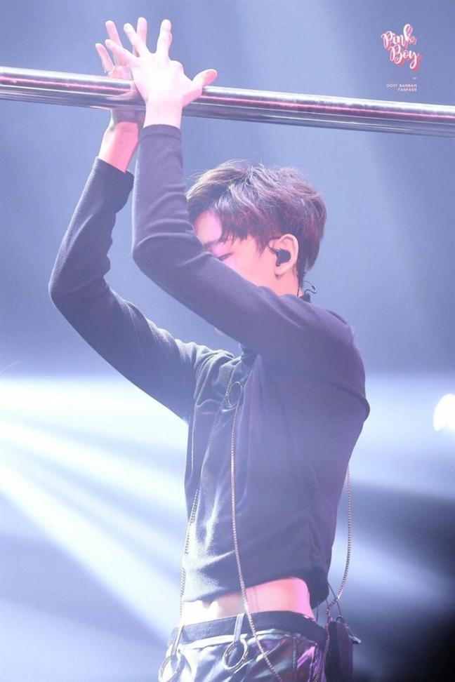 Nhung my nam Kpop thich mac ao croptop