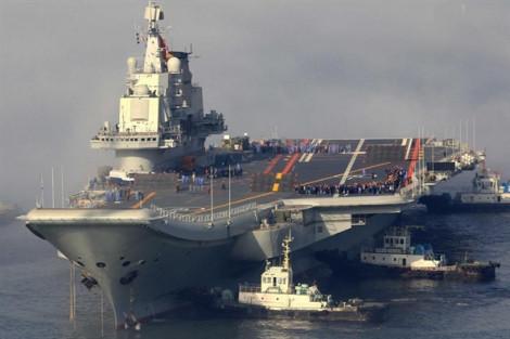 Trung Quốc hủy bỏ kế hoạch đóng hai tàu sân bay năng lượng hạt nhân