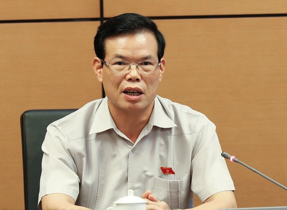 Ong Trieu Tai Vinh bi Uy ban Kiem tra Trung uong de nghi Bo Chinh tri thi hanh ky luat