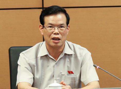 Ông Triệu Tài Vinh bị Ủy ban Kiểm tra Trung ương đề nghị Bộ Chính trị thi hành kỷ luật