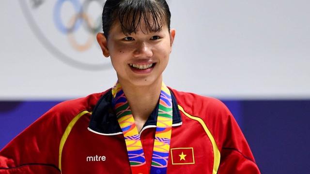 Vi sao Anh Vien duoc BTC SEA Games 2019 khen thuong dac biet?