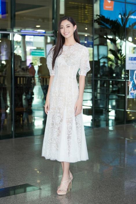 'So kè' nhan sắc top 3 hai cuộc thi sắc đẹp Việt Nam trong năm 2019