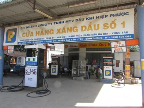 Bán xăng dầu kém chất lượng, 4 doanh nghiệp bị tước giấy phép