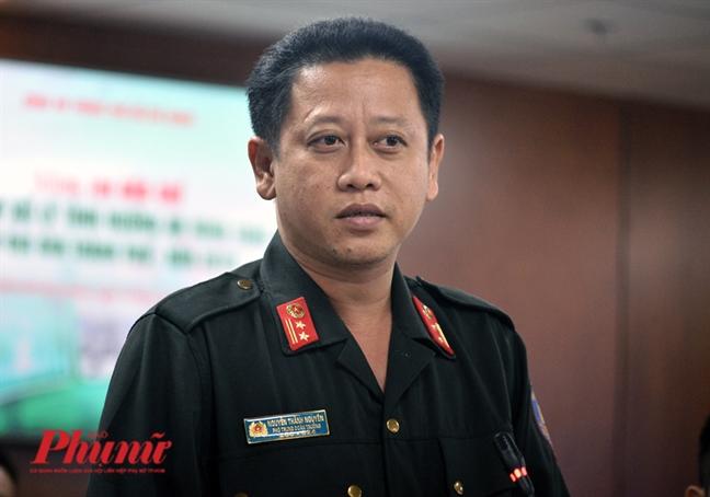 TP.HCM dien tap chong khung bo vao ngay mai, nguoi dan nen di duong nao?