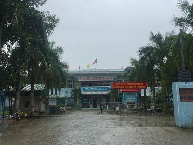 Quang Ngai: Khoi to Pho giam doc va 3 can bo Benh vien da khoa huyen Son Tinh
