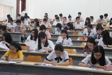 Đề thi đánh giá năng lực 2020 của Đại học Quốc gia TP.HCM  có gì?