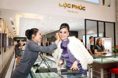 Khánh thành Trung tâm kim hoàn Lộc Phúc Fine Jewelry đầu tiên tại Hà Nội